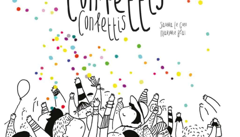 Confettis confettis COUV