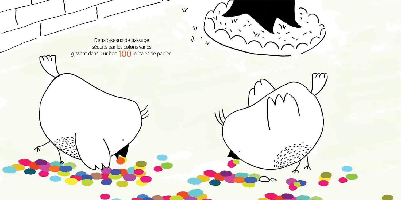 Confettis confettis planche 8